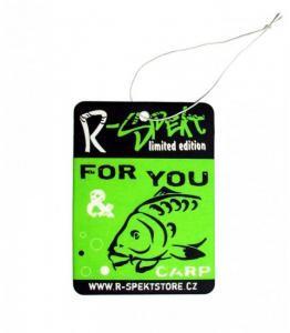 Aromatická visačka R-SPEKT For You