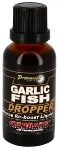 Atraktor Starbaits Concept Dropper Garlic Fish 30ml
