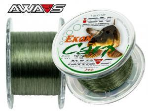 Awa-Shima Vlasec Ion Power Ekon Carp 0,286mm 1200m