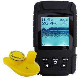Bezdrátový nahazovací echolot Lucky Wireless Fish Finder