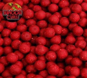 Black Carp Boilies Jahoda - Chilli 24mm 1kg