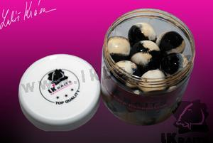 Boilie Balanc LK Baits Black Protein&Carp Secret 20mm 250ml