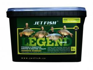 Boilie Jet Fish Legend Range Biokrill+A.C. Biokrill 24mm 3kg