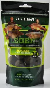 Boilie Jet Fish Legend Range Biosquid+A.C. Biosquid 24mm 250gr