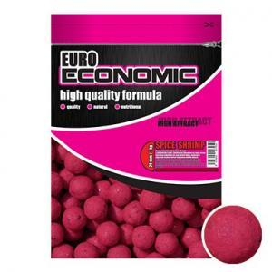 Boilie LK Baits Euro Economic Spice Shrimp 24mm 1kg