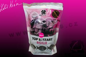 Boilie LK Baits Top ReStart Black Protein 24mm 1kg