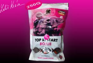 Boilie LK Baits Top ReStart Caviar&Fruit 18mm 250gr