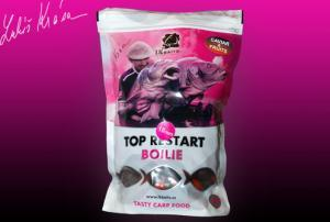 Boilie LK Baits Top ReStart Caviar&Fruit 20mm 1kg