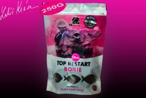 Boilie LK Baits Top ReStart Nutric Acid 18mm 250gr