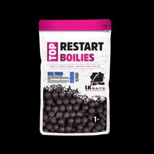 Boilie LK Baits Top ReStart Sea Food 30mm 1kg
