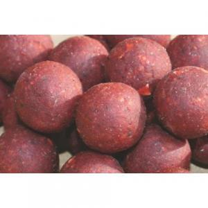 Boilie Mikbaits Ultra Red Fish+Brusinka CCM 20mm 1kg