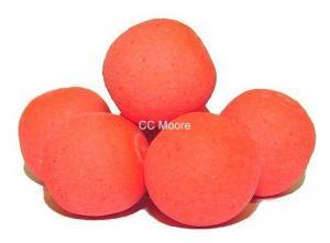 Boilies plovoucí CC Moore NS1 14mm růžová