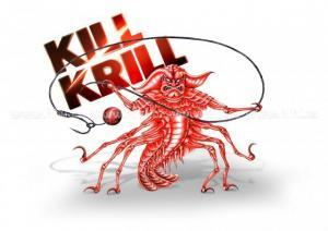 Boilies plovoucí Nikl Kill Krill 10mm 50gr oranžová
