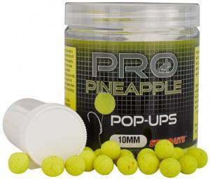 Boilies plovoucí Starbaits Pop-Ups Probiotic Pineapple 10mm 60gr