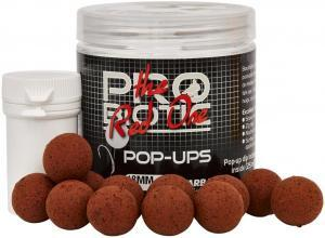 Boilies plovoucí Starbaits Pop-Ups The Red One 18mm 60gr