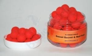 Boilies PopUp BoilieSystem SweetSecret&RedFruit 16mm 200ml