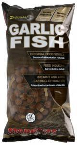 Boilies Starbaits Concept Garlic Fish 20mm 1kg