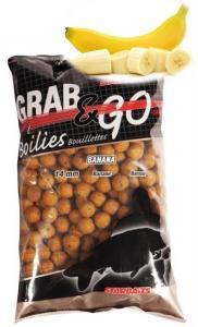 Starbaits Boilies Grab&Go Banana 14mm 1kg