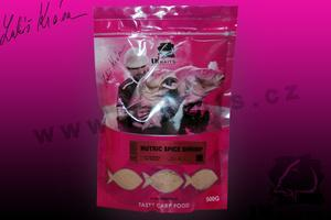 Booster LK Baits Nutric Powdered Spice Shrimp 0,5kg