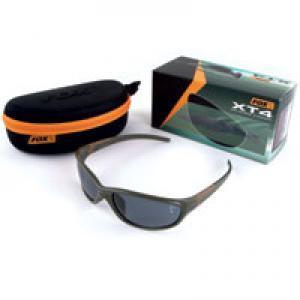 31c124119e Brýle polarizační Fox Polarised Eyewear XT4 Black Orange Frame Brown Lense