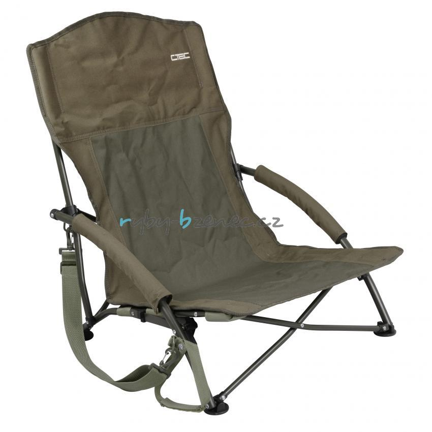 C-TEC Křeslo Compact Low Chair