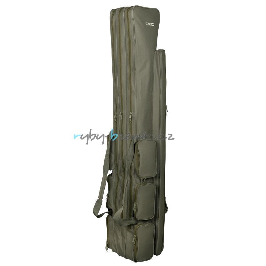 C-TEC Pouzdro na pruty Zipped Rod Bag 115cm