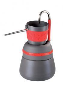 Campingový kávovar