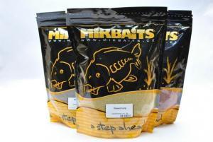 Mikbaits Carp Feeder mix vlhčený 1kg Monster Halibut