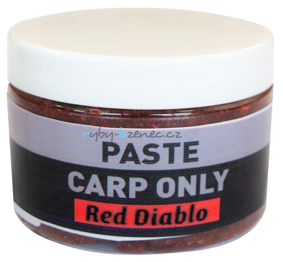 Carp Only Obalovací pasta Red Diablo 150gr