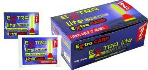 Chemické světlo ExtraCarp Lite Starlight 4,5 x 39mm