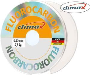 Climax Vlasec Fluorocarbon Soft&Strong 0,25mm 4,6kg 50m