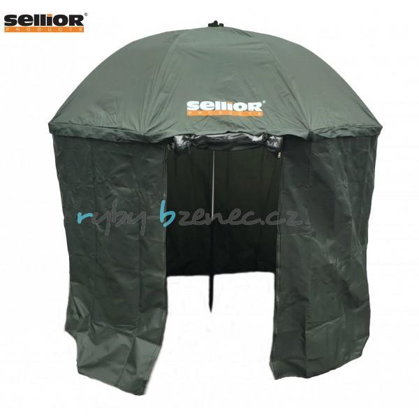 Sellior Deštník celouzavíratelný Umbrella Full Cover 2,5m