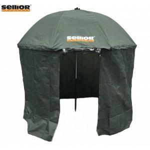 Deštník celozakrýtý Sellior Umbrella Full Cover 2,5m