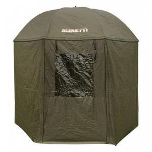 Deštník celozakrytý Suretti Umbrella Full Cover PVC 2,5m