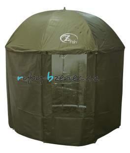 Zfish Deštník celouzavíratelný Umbrella Royal Full Cover 2,5m