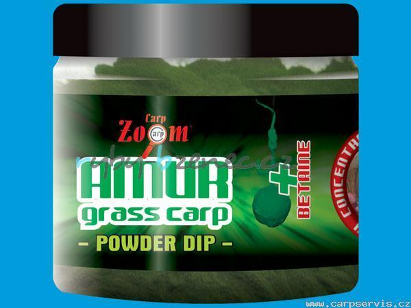 CarpZoom Dip Amur Grass Carp Powder Dip 100gr