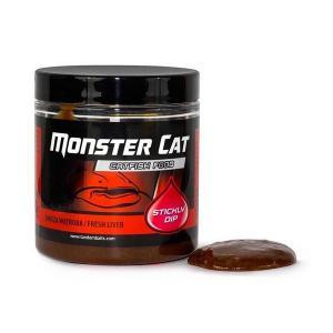 Dip Monster Cat Stickly Dip Čerstvá Játra 150ml