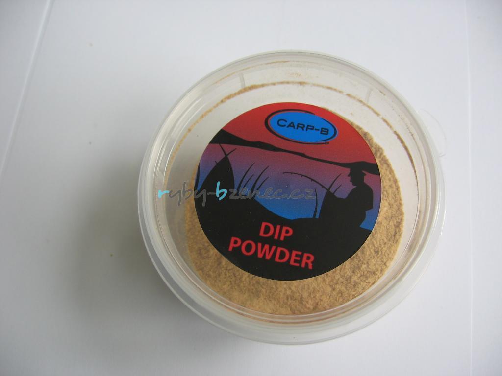 Carp-B Dip Powder Brusinka+Krab 70gr