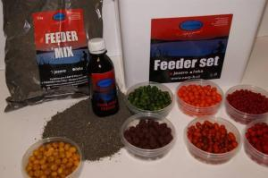 Feeder Set Carp-B jezero