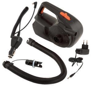 Fox Dobíjecí elektrická pumpa na čluny Rechargeable Air Pump/Deflator