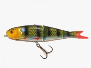 Gumová rybka s háčkem SG Soft 4Play Perch 9,5cm 8,5gr