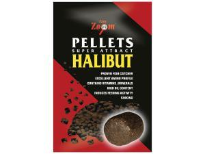 Halibut pelety bez díry CarpZoom Feeding Halibut Pellets Halibut 6mm 800gr