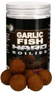 Starbaits Hard Boilies Concept Garlic Fish 20mm 200gr