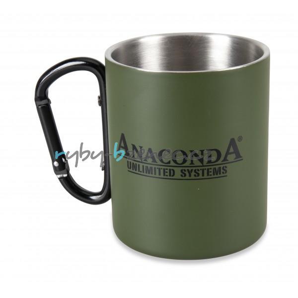 Anaconda Hrnek Carabiner Mug