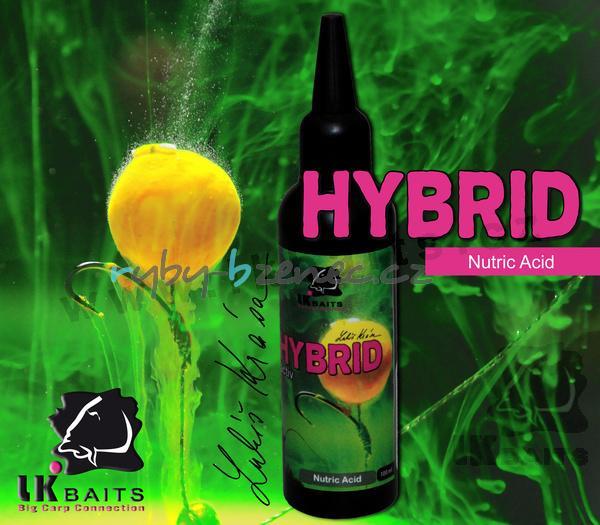 Hybrid Activ Wild Strawberry 100ml