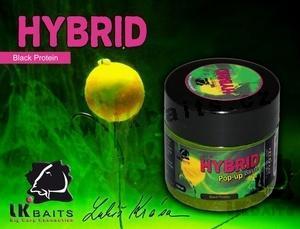 Hybrid Pop-up Paste Black Protein 150ml