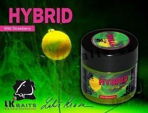 Hybrid Pop-up Paste Wild Strawberry 150ml