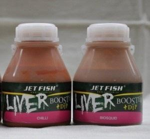 Jet Fish Liver Booster + Dip Jet 1 250ml