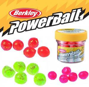 Jikry Berkley Powerbait Sparkle Eggs Orange