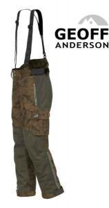 Kalhoty Geoff Anderson Urus 6 Leaf vel. XXXL maskáč